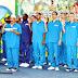 Peringkat Warna Baju Banduan Malaysia
