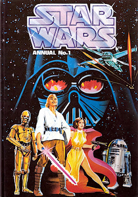 Marvel UK, Star Wars Annual #1, 1979