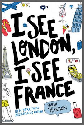 Review: I See London, I See France (I See London, I See France #1) by Sarah Mlynowski