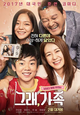Sinopsis Yes, Family [Korea] (2017)