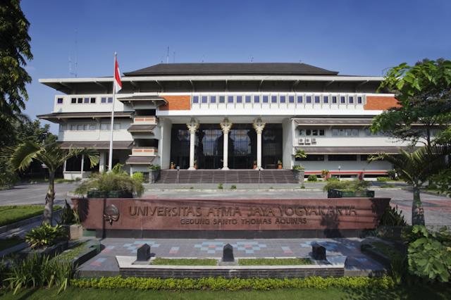 universitas Swasta terbaik di Yogyakarta