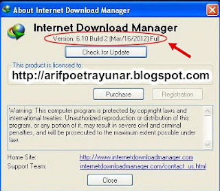 Download Idm Build Full Version Arif Poetra Yunar Blog Internet Download Manager IDM 6 10 Build 2 Full Patch Keygen 320x277