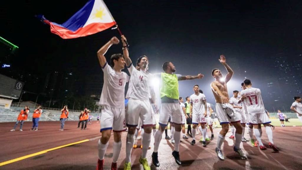 Philippine Football Azkals team