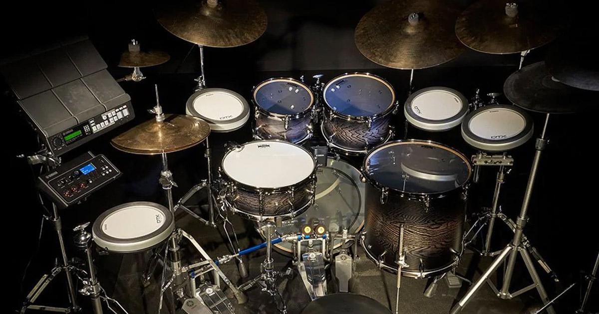 Hardware trống da | Phụ kiện cần thiết cho trống Jazz