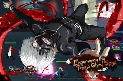 Tokyo Ghoul Dark War MOD APK