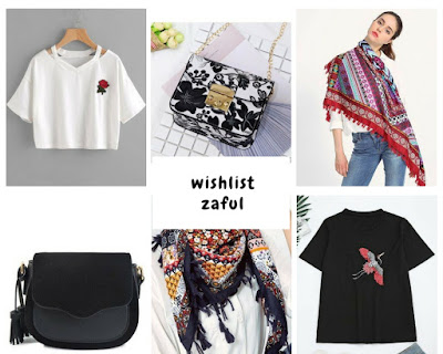 wishlist zaful