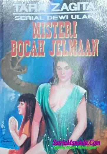 Ebook Serial Dewi Ular Misteri Bocah Jelmaan