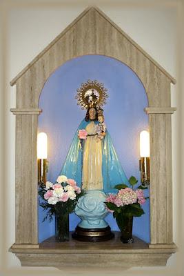 Virgen del Buen Suceso, el Carbayu, Lugones, Siero