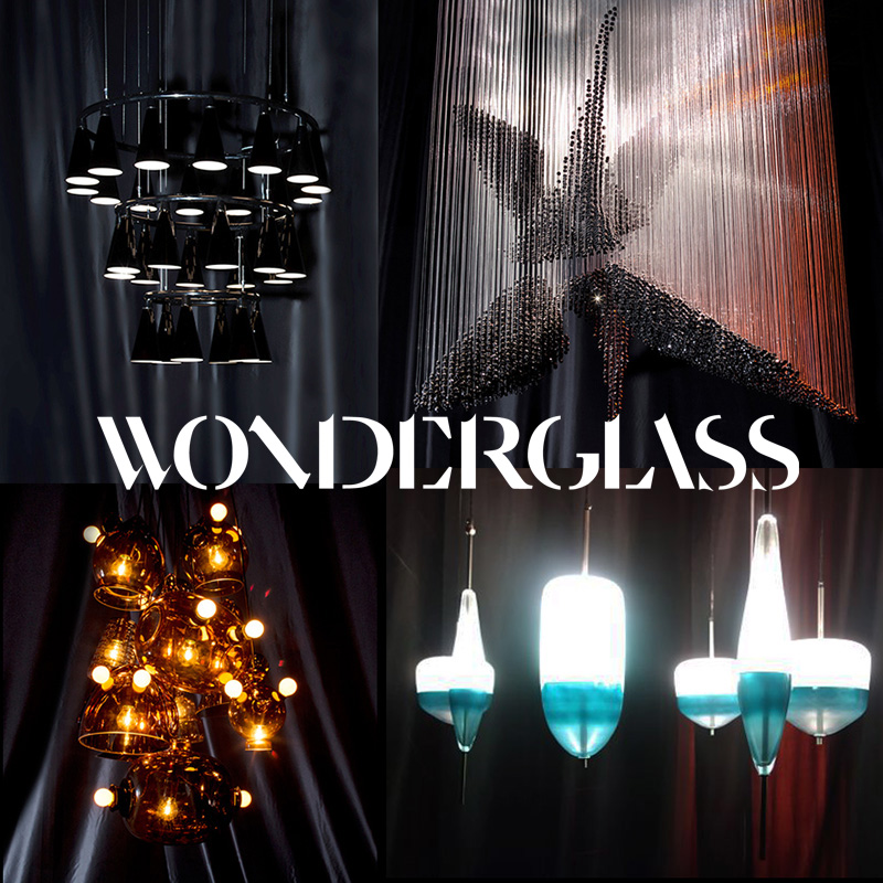 Wonderglass: Collaborative Modern Chandeliers