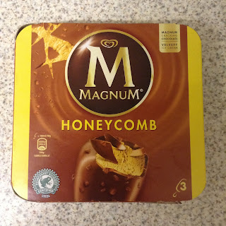 Magnum Honeycomb Ice Creams