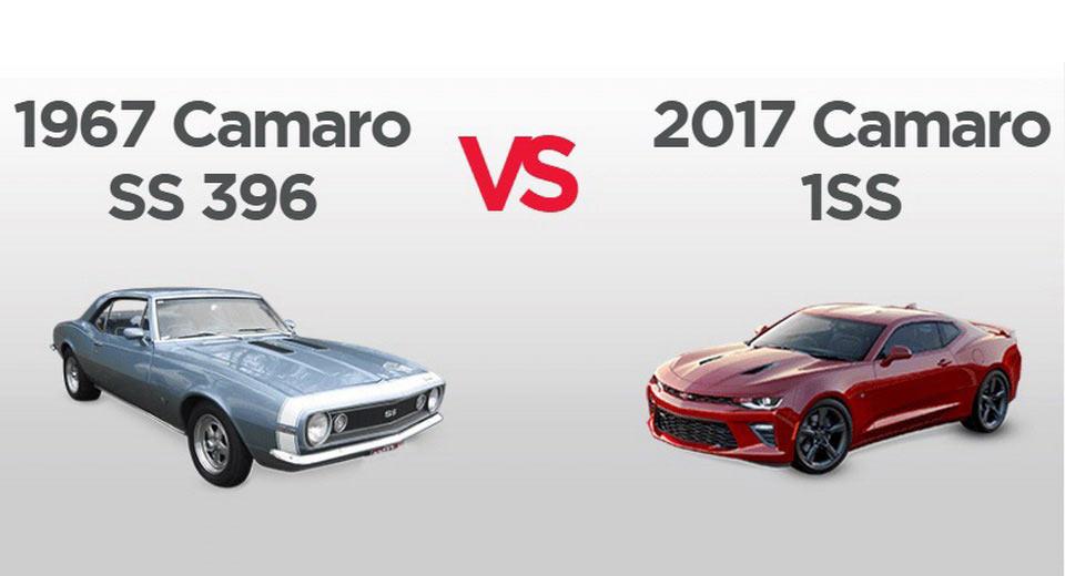 chevy camaro 1967my vs 2017my comparison has few surprises. Black Bedroom Furniture Sets. Home Design Ideas