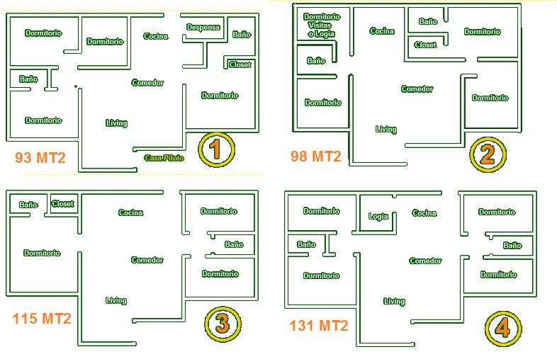 planos prefabricadas casas isis