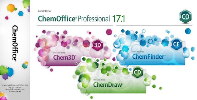 Perkin Elmer ChemBioOffice 2017 (17.1)