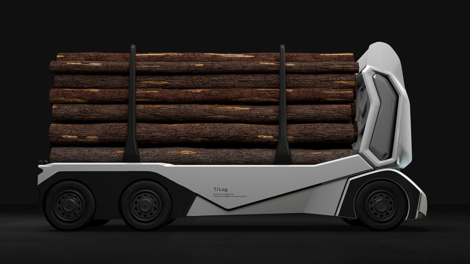 Einride debuts with a driverless logging truck