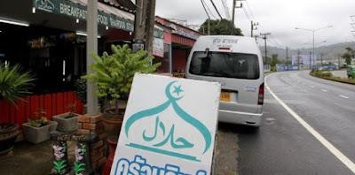 Wisata Halal di Phuket, Thailand