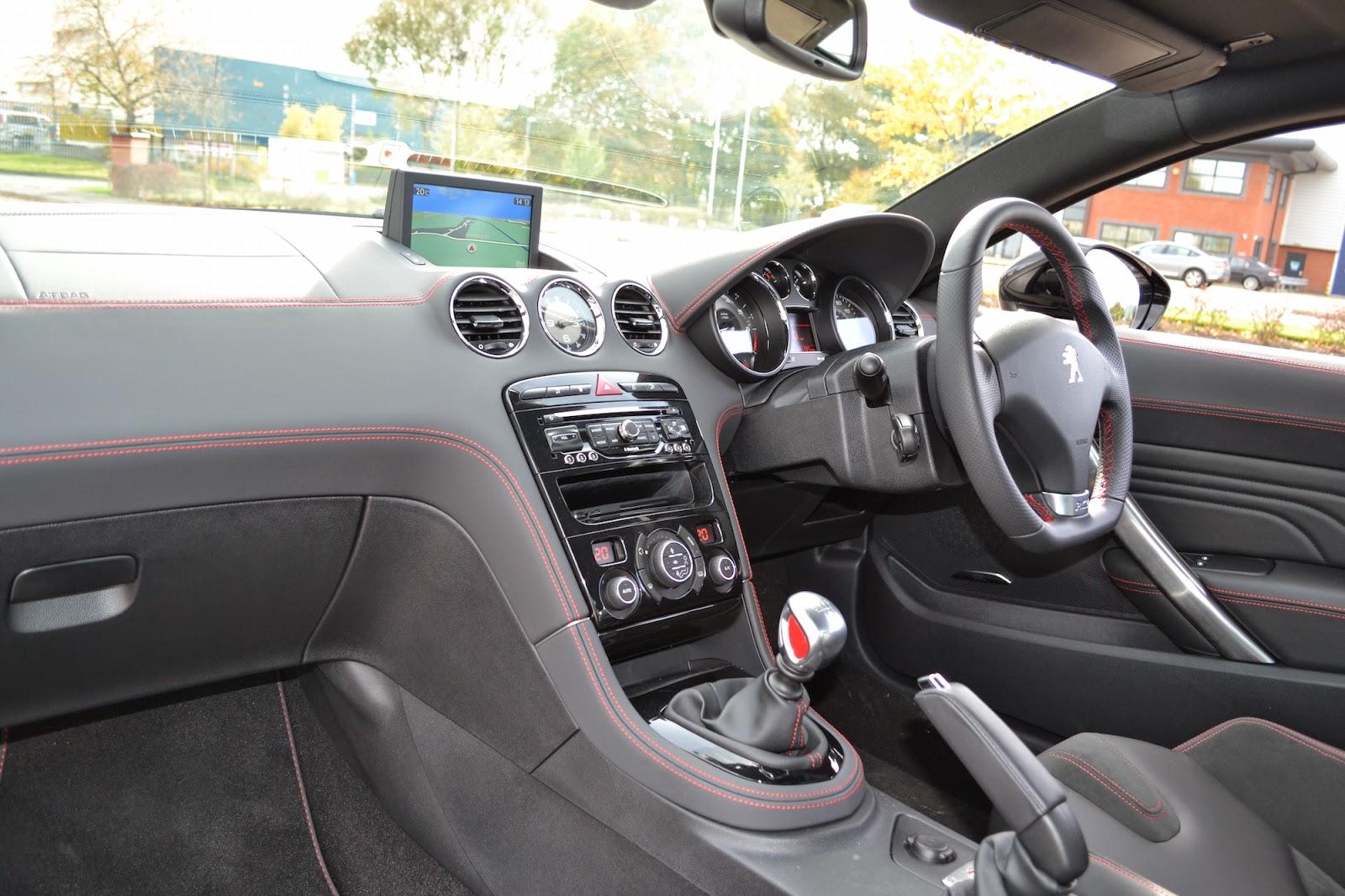 Speedmonkey Driven Peugeot Rcz R