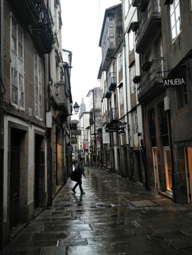 foto de la rua do franco de santiago