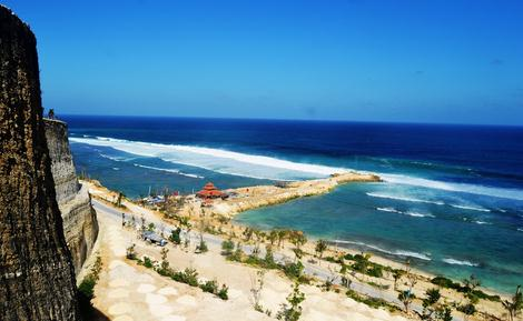 Keindahan wisata di bali memang menakjubkan dan tiada tara 5 Spot Pantai Pandawa Bali Yang Mempesona