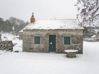 snijeg Vidova gora Gažul slike otok Brač Online
