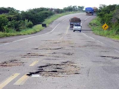60% das rodovias do Ceará apresentam alguma deficiência, diz pesquisa da CNT