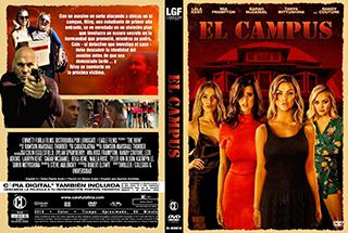 The Row - El Campus - Cover DVD