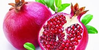 Ρόδι για ενισχυμένες αρτηρίες και λιγότερες καρδιοπάθειες!