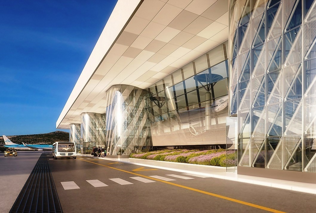 Car Park M Gatwick Airport