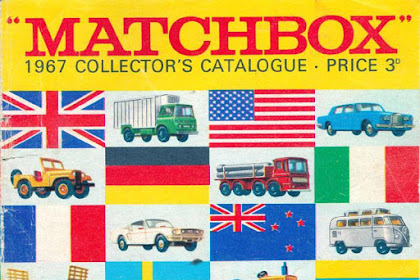 Matchbox Collector Catalouge 1967