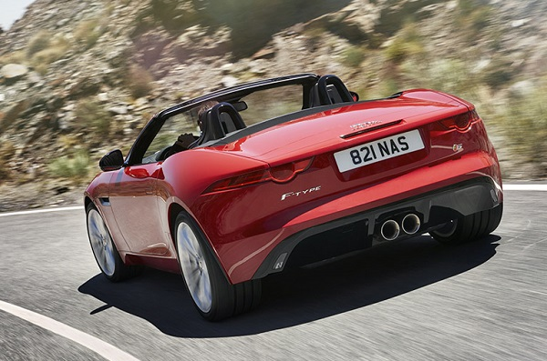 Jaguar F-Type 3.0 Carbio