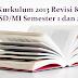 RPP Kurkulum 2013 Revisi Kelas 3 SD/MI Semester 1 dan 2