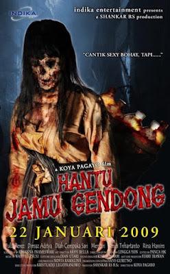 Hantu Jamu Gendong Poster