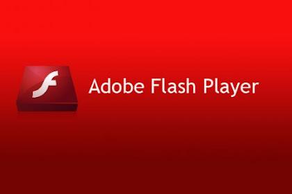 Download Adobe Flash Player v25.00.171 Final Offline Installer Terbaru Mei 2017 Gratis