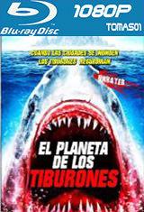 El planeta de los tiburones (2016) BDRip m1080p