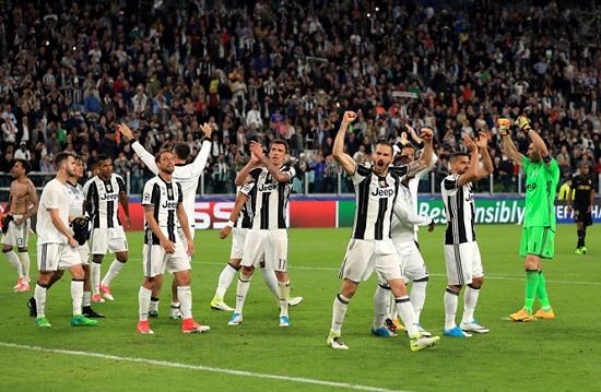 Chiến thắng AS Monaco vào bán kết đã đưa cả đội tiến thẳng vào chung kết