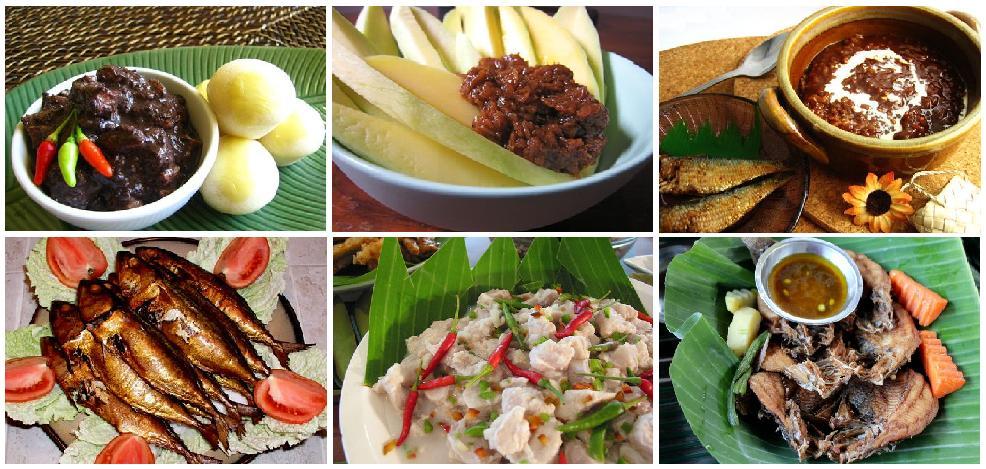 Filipino Food Aficionado Distinct Characteristics Of Philippine Cuisine