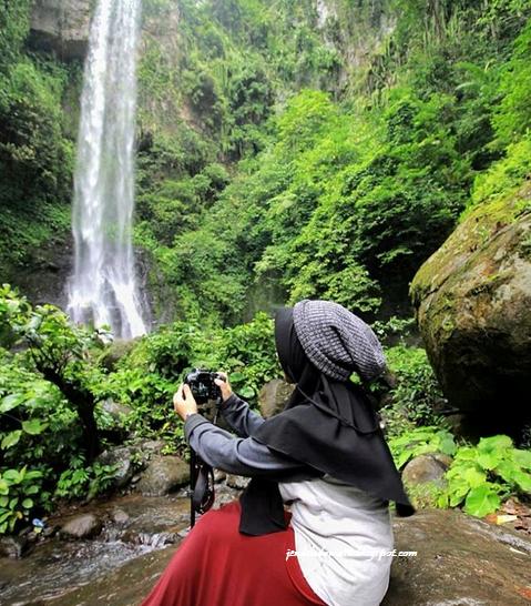 Mengeksplor Pesona Keindahan Air Terjun Way Tayas Lampung