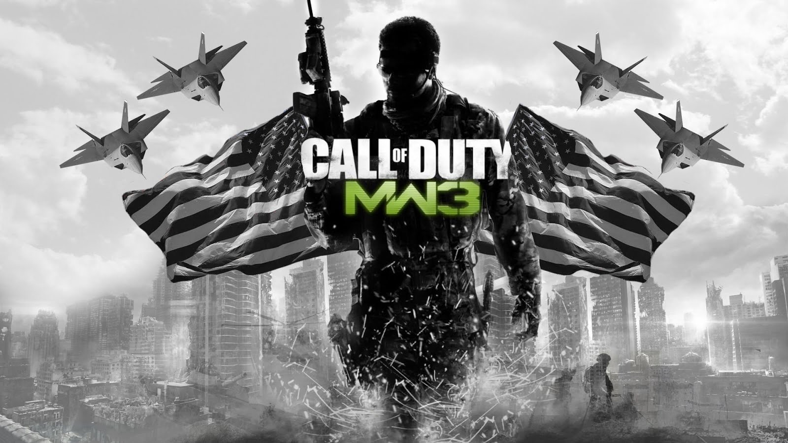 Call of Duty Modern Warfare 3 v1 9 461 + All DLCs FitGirl