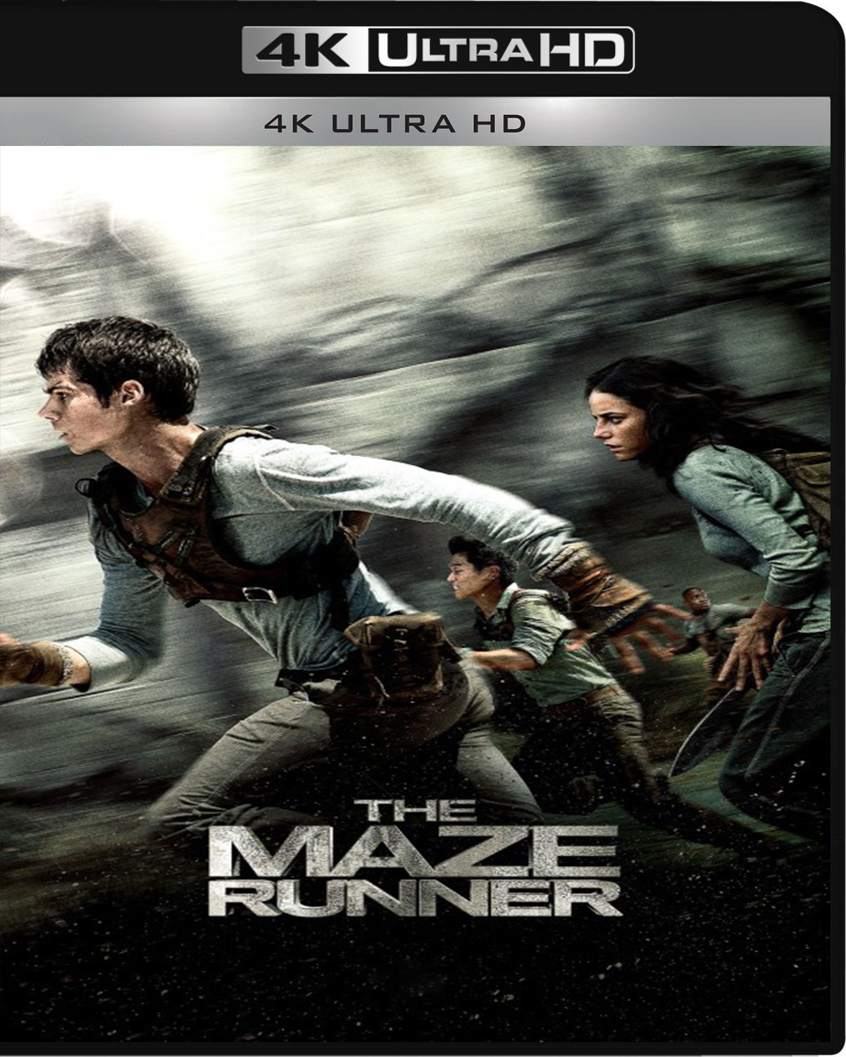 The Maze Runner [2014] [UHD] [2160p] [Latino]