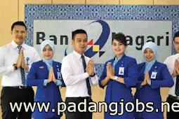 Lowongan Kerja Bank Nagari Sumatera Barat Tahun 2018
