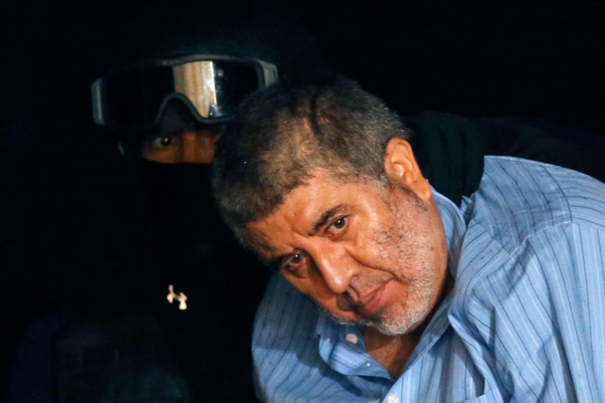 """Juez ordena a Militares y Federales recrear detención de """"El Viceroy"""""""