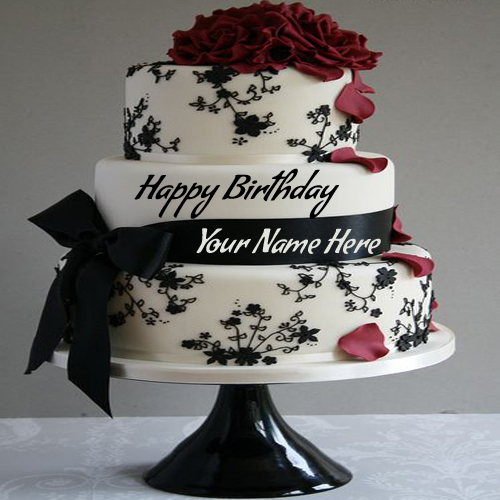 Making a big birthday cake Sweets photos blog