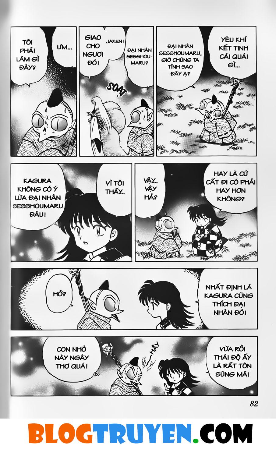 Inuyasha vol 35.5 trang 7