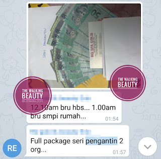 Kursus mobile spa, mobile spa kuantan, ee beauty spa, twb