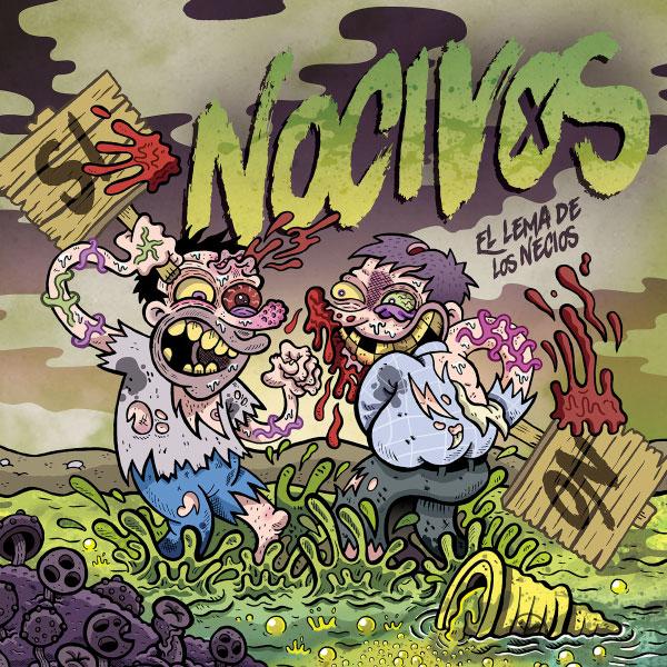 """Nocivos stream new EP """"El Lema De Los Necios"""""""