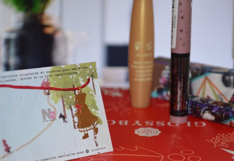 Glossybox Contes de Noël