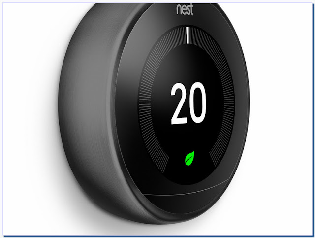 Nest learning thermostat 3rd generation for sale