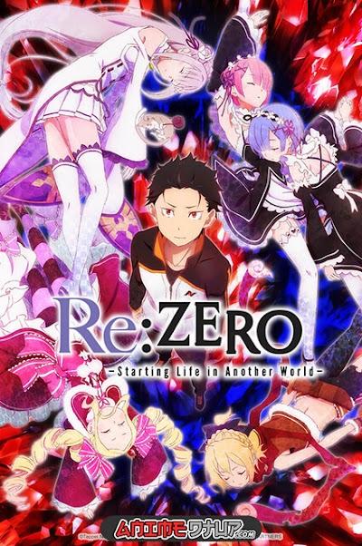 Re:Zero kara Hajimeru Isekai Seikatsu (09/25) [Latino/Ingles/Japones] [BDrip 1080p]