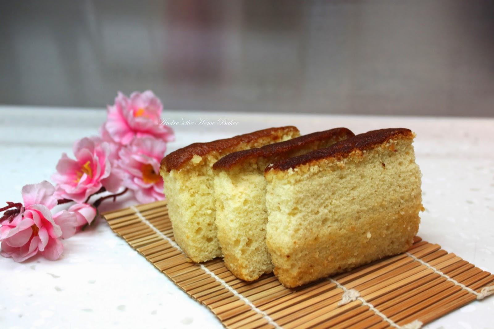 Japanese Castella Cake Andre S The Home Baker