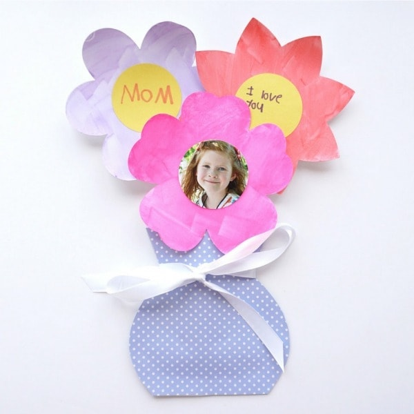 20 Mother S Day Crafts For Preschoolers The Joy Of Sharing