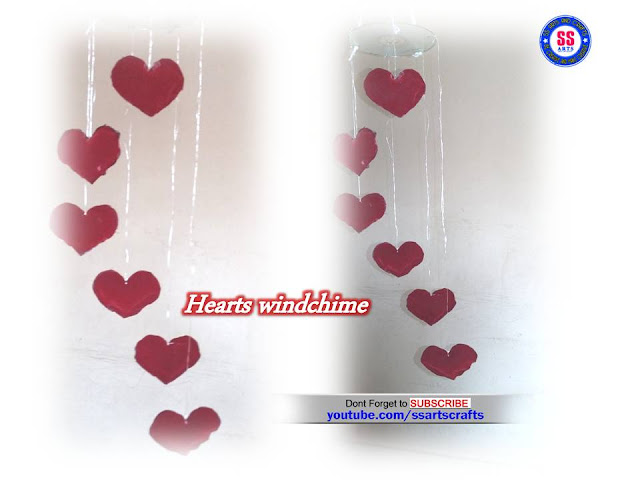 Here is valentines day crafts,diy valentines day room decor ideas,valentines day pop up card,valentines day gifts ideas,how to make valentinsday gifts,how to make hearts windchime out of old fabric